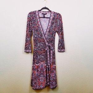 BCBG MaxAzria Flora Rob Dress